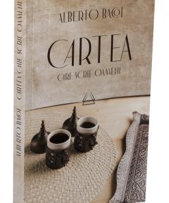 Cartea care scrie oameni de Alberto Bacoi
